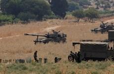Liban cáo buộc Israel xây dựng đường tuần tra ở vùng tranh chấp