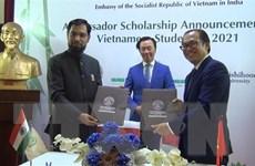 Công bố học bổng của các đại học Ấn Độ dành cho sinh viên Việt Nam