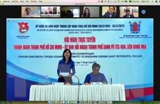 Thanh niên Việt Nam-Nga tăng cường hợp tác trong bối cảnh mới