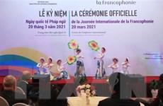 Việt Nam củng cố tình đoàn kết trong không gian Pháp ngữ