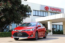 Toyota Việt Nam lần thứ 3 thông báo triệu hồi xe trong năm 2021