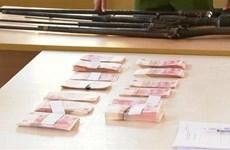 Điện Biên: Bắt giữ hai đối tượng tàng trữ và lưu hành tiền giả