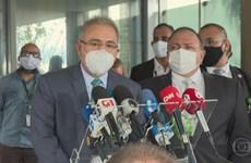 Brazil: Nguồn cung oxy cho bệnh nhân COVID-19 giảm rất mạnh