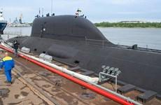 Nga trang bị vũ khí mới cho tất cả tàu ngầm hạt nhân đa nhiệm