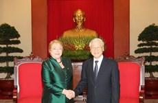 50 năm quan hệ Việt Nam-Chile: Mối quan hệ vượt khoảng cách địa lý