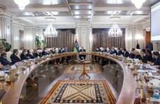 Ngoại trưởng Pháp, Đức, Italy tới Libya, ủng hộ chính phủ lâm thời