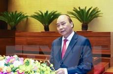 Thủ tướng trình bày chuyên đề Chiến lược phát triển KT-XH 10 năm