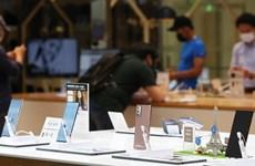 Samsung lấy lại vị trí số 1 trên thị trường điện thoại thông minh