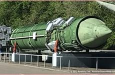 Quân đội Nga tiếp nhận lô tên lửa siêu vượt âm Avangard mới