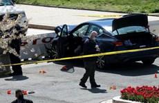 Phản ứng của giới chức Mỹ sau vụ đâm xe bên ngoài Nhà Quốc hội
