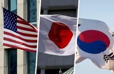Đối thoại cố vấn an ninh quốc gia Mỹ-Nhật Bản-Hàn Quốc