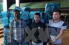 Đắk Lắk: Phát hiện vụ vận chuyển hơn 18.000 bao thuốc lá lậu