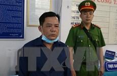Bắt tạm giam tổng giám đốc trộm cắp tài sản của đối tác làm ăn
