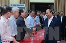 Chủ tịch nước Nguyễn Xuân Phúc được cử tri nơi cư trú tín nhiệm cao