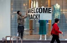 JPMorgan: Kinh tế Mỹ sẵn sàng cho giai đoạn 'tăng tốc' hồi phục