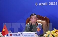 Hợp tác quốc phòng vì khu vực hòa bình, ưu tiên hạnh phúc người dân