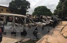 Tấn công nhằm vào binh sỹ Nigeria, 11 người thiệt mạng