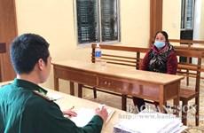 Lạng Sơn: Liên tiếp khởi tố các vụ đưa người xuất, nhập cảnh trái phép