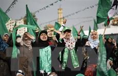 Hamas phản ứng mạnh mẽ trước việc Israel bắt giữ một số ứng cử viên