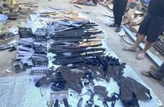Đồng Nai: Điều tra vụ án tàng trữ ma túy và vũ khí số lượng lớn