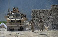 Ngoại trưởng Mỹ thăm Afghanistan thông báo việc rút quân