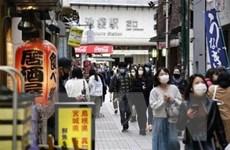 Dịch COVID-19: Chính phủ Nhật mở rộng khu vực phòng dịch trọng điểm