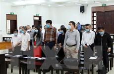 Vụ Gang thép Thái Nguyên: Các bị cáo hối hận và xin giảm hình phạt