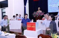 TP.HCM: Hiệp thương lần 3 giới thiệu 38 người ứng cử đại biểu Quốc hội