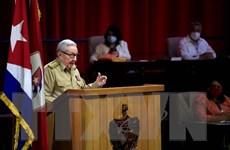 Đại hội Đảng Cộng sản Cuba: Các đại biểu thông qua nghị quyết Đại hội