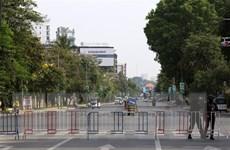 Thủ đô Phnom Penh của Campuchia thiết lập các ''vùng đỏ''