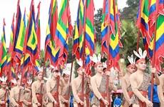Giỗ Tổ Hùng Vương - Hội tụ tinh thần yêu nước, sức mạnh dân tộc