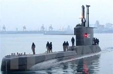 Indonesia chưa thể xác nhận tình trạng thủy thủ đoàn tàu ngầm bị chìm