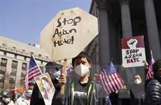 Thượng viện Mỹ thông qua dự luật hạn chế tội ác nhằm vào người gốc Á