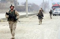 Quân đội Mỹ bắt đầu chuyển thiết bị ra khỏi Afghanistan