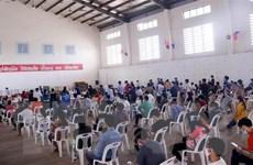 Điện thăm hỏi về tình hình dịch bệnh COVID-19 tại Lào