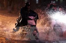 Các tỉnh từ Nghệ An đến Quảng Trị có mưa to, đề phòng lũ quét