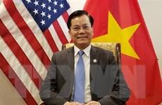 Đại sứ Việt Nam tại Hoa Kỳ dự lễ nhậm chức Tư lệnh INDOPACOM