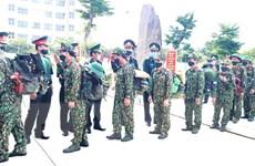 Quảng Bình tăng cường lực lượng phòng chống dịch ở khu vực biên giới