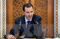 Tổng thống Syria ban bố sắc lệnh đại xá trước thềm bầu cử