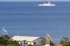 Liban và Israel nối lại đàm phán về tranh chấp lãnh hải