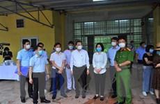 Thành ủy Hà Nội chỉ đạo xử lý nghiêm vi phạm quy định phòng chống dịch