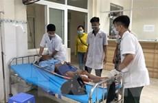 Khánh Hòa: Đưa một ngư dân bị đột quỵ trên biển vào bờ an toàn