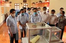 Sơn La xây dựng phương án ứng phó với dịch COVID-19 trước ngày bầu cử