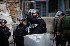 Nổ súng tấn công vào trạm cảnh sát Israel ở khu Bờ Tây