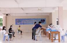 Cộng đồng người Việt tại Lào đoàn kết cùng nhau vượt qua đại dịch