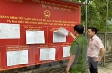 Bầu cử Quốc hội: Tổ chức trang nghiêm, thuận tiện cho cử tri bỏ phiếu