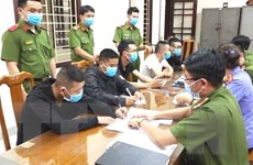 Quảng Bình: Triệt xóa nhóm đối tượng hoạt động cho vay nặng lãi