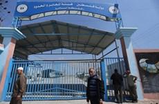 Israel quyết định đóng cửa khẩu đường bộ vào Dải Gaza