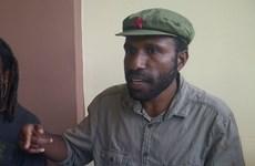 Cảnh sát Indonesia bắt giữ lãnh đạo phiến quân Papua