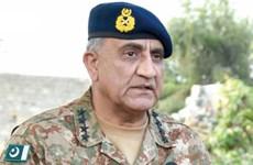 Tổng Tham mưu trưởng quân đội Pakistan tới Afghanistan